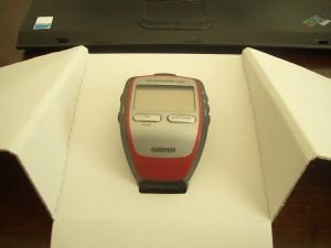 GPS-Uhr von Garmin