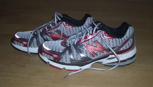 Mein drittes Paar Lauf-Schuhe von New Balance