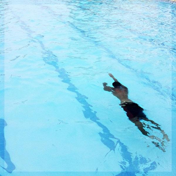 Triathlon Schwimmtraining