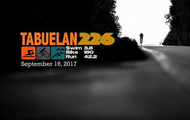 Tabuelan 226 Ironman Triathlon