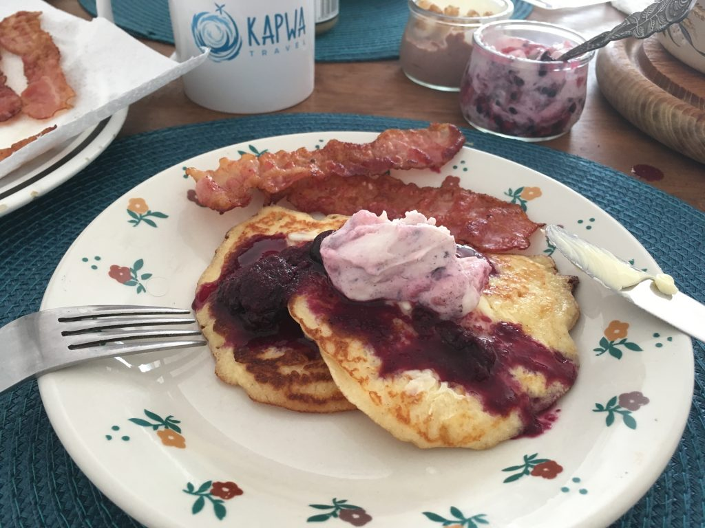 Ketogene Pfannkuchen