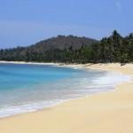 Schwimmen im philippinischen Meer