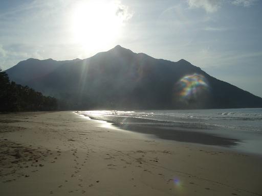 Tropische Sonne in Sabang / Puerto Princesa