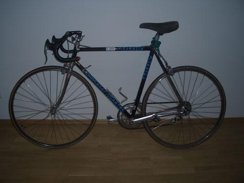 Ob ich mit diesem Rennrad den Ironman 70.3 bestreiten sollte?