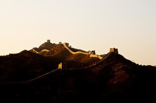 Chinesische Mauer Marathon