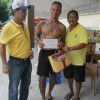 John Rueth, 4th Place Triathlon Jagna, Bohol
