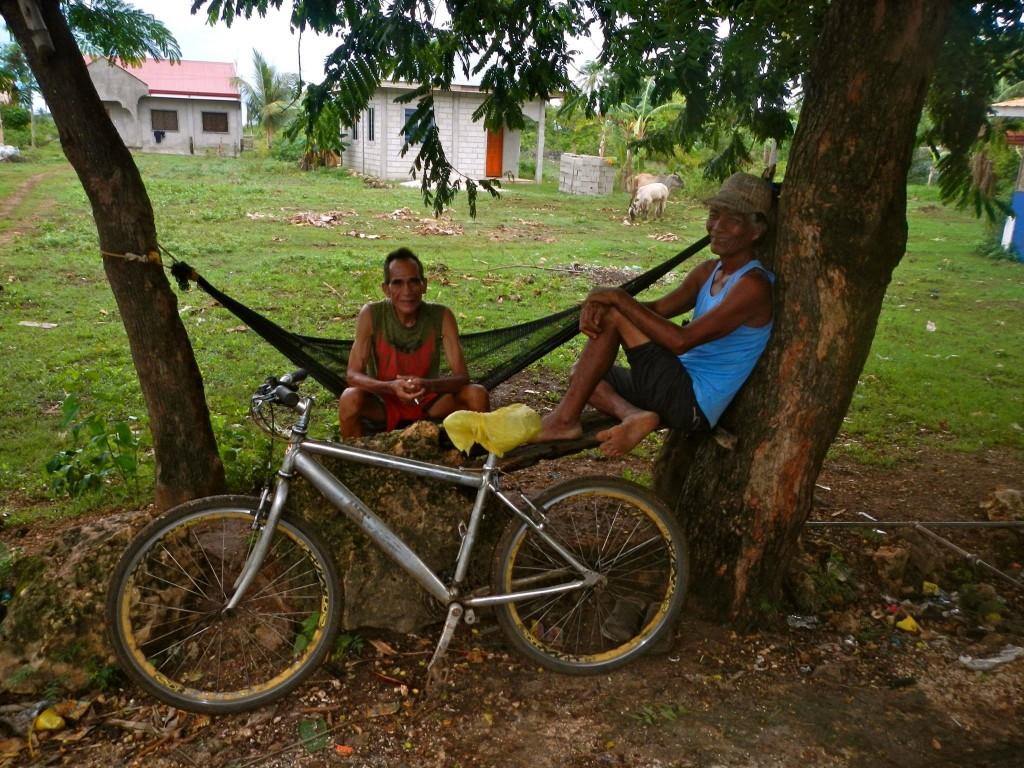 Mit dem Rad durch die Philippinen - hier: Bantayan Island. Foto: Philippinen Tours.