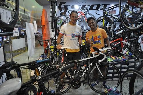 Wie finanziere ich ein neues Triathlonrad?