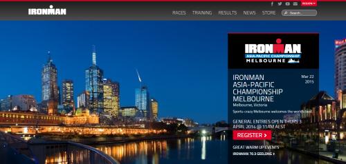 Auf dem Weg zum Ironman: Asia-Pacific Championship in Melbourne!