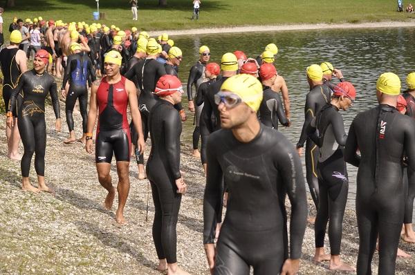 Triathlon Königsbrunn Ilsesee
