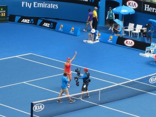 Maria Sharapova, Australian Open 2015