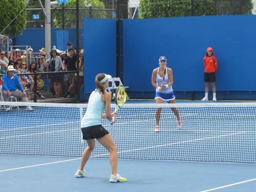 Martina Hingis, Australian Open 2015