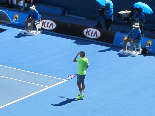Roger Federer, Australian Open 2015
